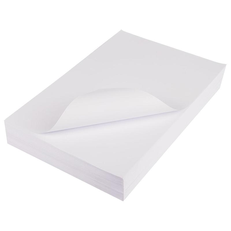 Фото товара Офсетная бумага формат A4 (ватман), 190 г/м2 (200 л.)