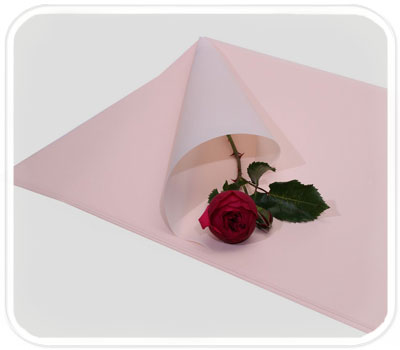 Фото товара Бумага для упаковки подарков (color-004)