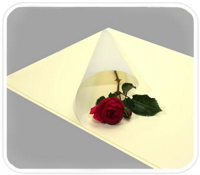 Фото товара Бумага для упаковки подарков (color-014)
