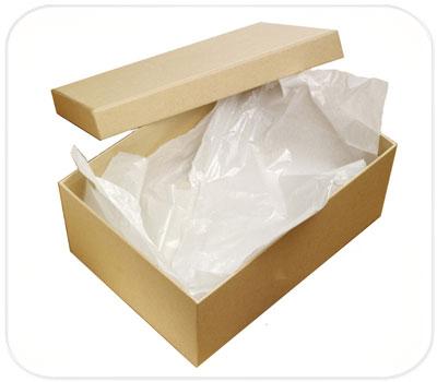 Фото товара Упаковочная бумага для обуви (Рулон 10м)