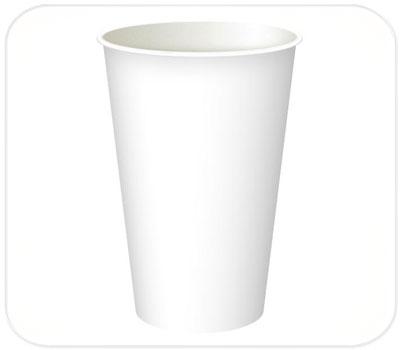 Фото товара Одноразовый бумажный стакан 540 мл (000Q0)