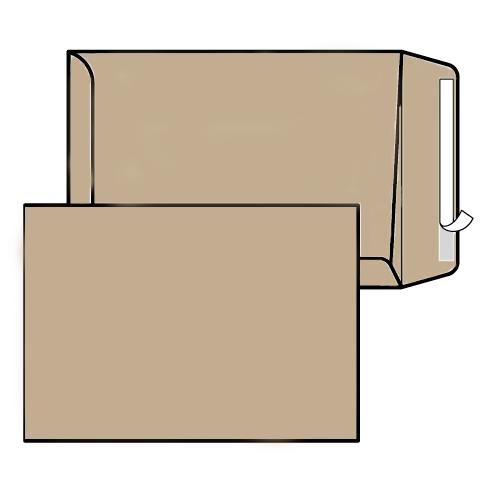 Фото товара Крафт конверт В4 80 г/м2