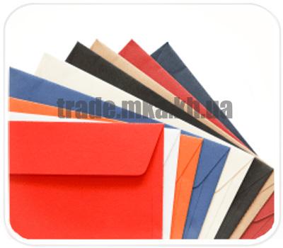 Фото товара Цветной конверт С5 СКЛ (0+1)