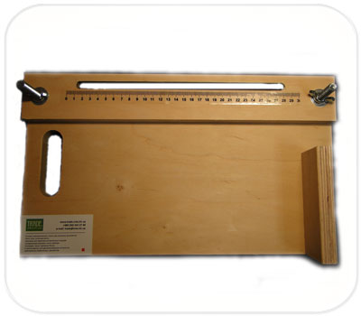 Фото товара Деревянный станок для прошивки документов