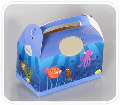 Фото товара Коробка для детских обедов