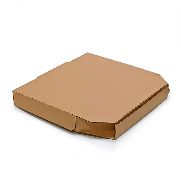 Фото товара Коробка для пиццы 35x35 см бурая Easy2Use