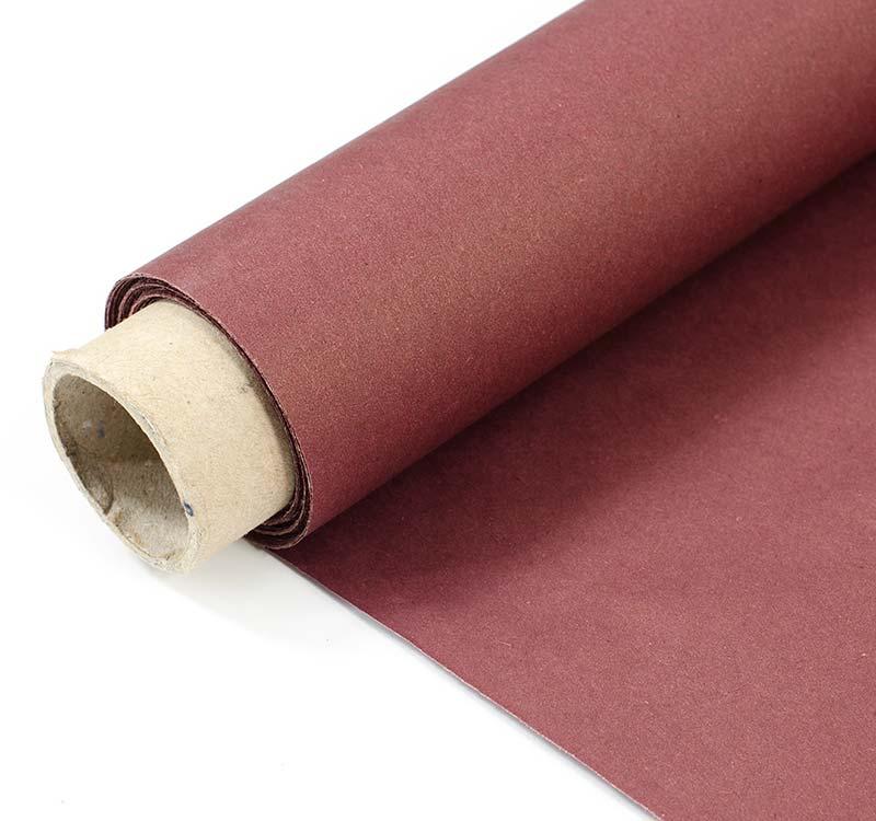 Фото товара ЭКОкрафт бумага в рулонах бордовый цвет 80 г/м2