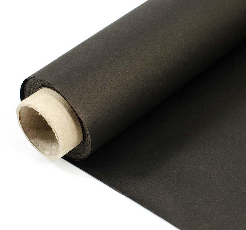 Фото товара ЭКОкрафт бумага в рулонах черный цвет 80 г/м2