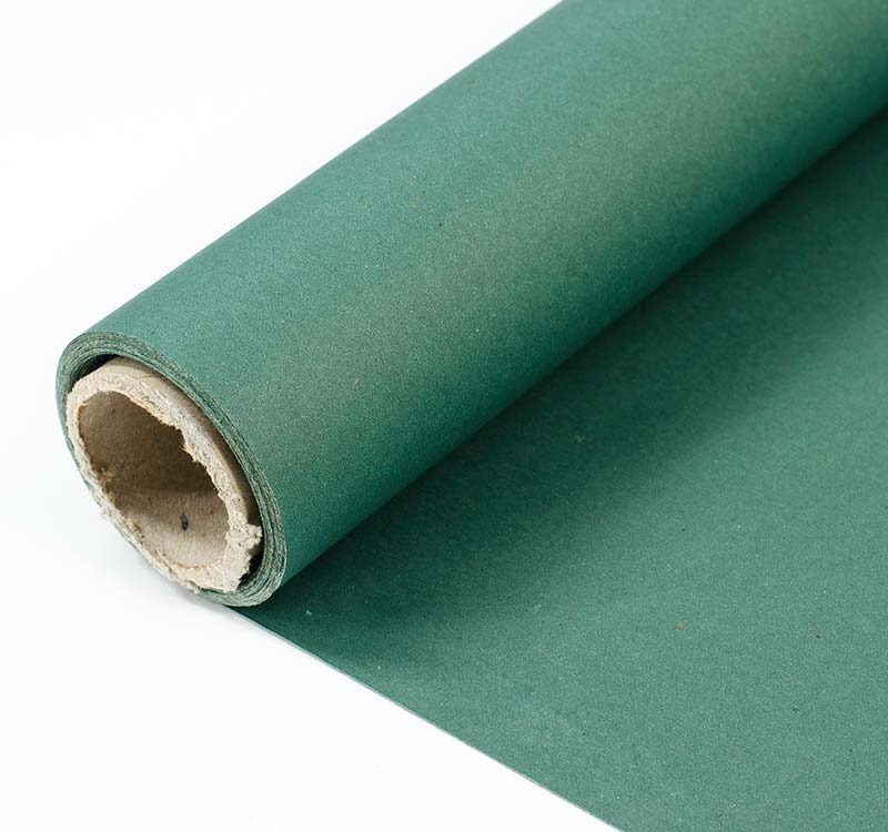Фото товара ЭКОкрафт бумага в рулонах зеленая 80 г/м2