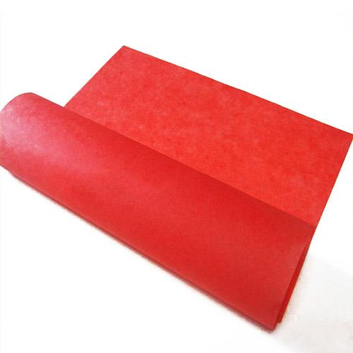 Фото товара Пергамент цветной 50 г/м2 в рулоне 600мм x 20м (Красный) Pfleiderer
