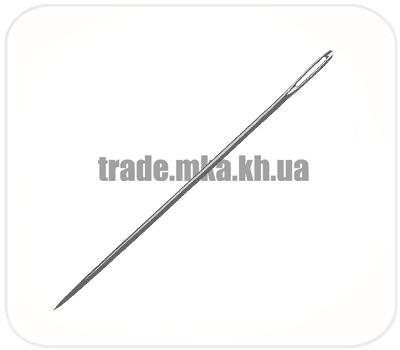 Фото товара Стальная игла для прошивки документов, 125 мм