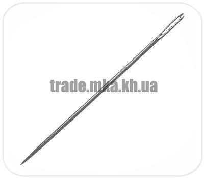 Фото товара Металлическая игла для прошивки документов, 140 мм