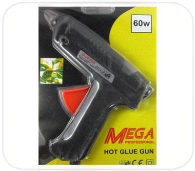 Фото товара Термоклеевой пистолет для сургуча в стержнях