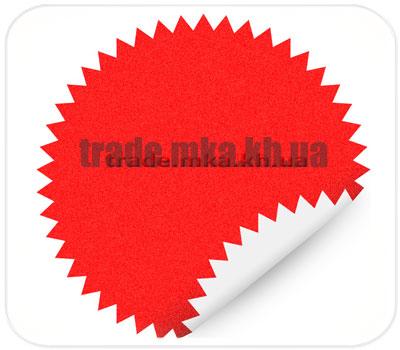 Фото товара Красные лейблы для рельефной печати (рулон 500 штук)