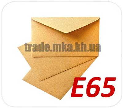Фото товара Крафт конверт E65 125 г/м2