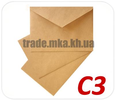 Фото товара Крафт конверт С3 (А3)