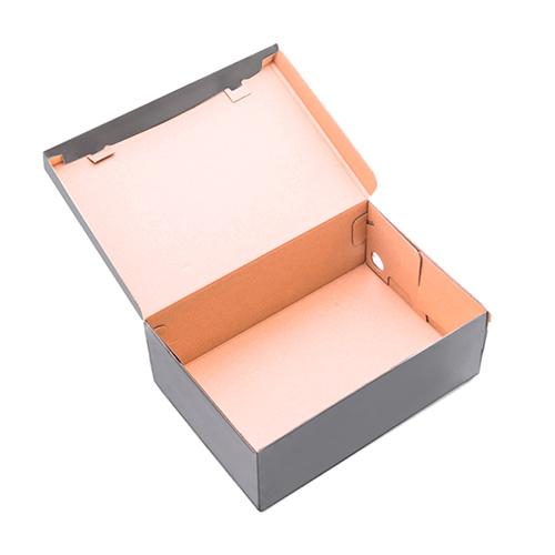 Фото товара Коробка для обуви 330x185x120 мм Серая