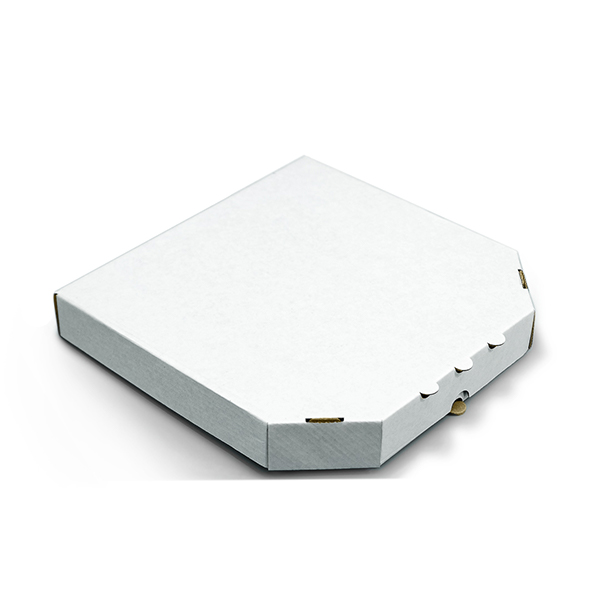Фото товара Коробка для пиццы 450х450х40 мм белая classic