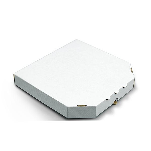 Фото товара Коробка для пиццы 250х250х35 мм белая classic