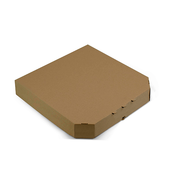 Фото товара Коробка для пиццы 450х450х40 мм бурая classic