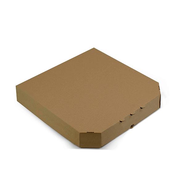 Фото товара Коробка для пиццы 400х400х35 мм бурая classic