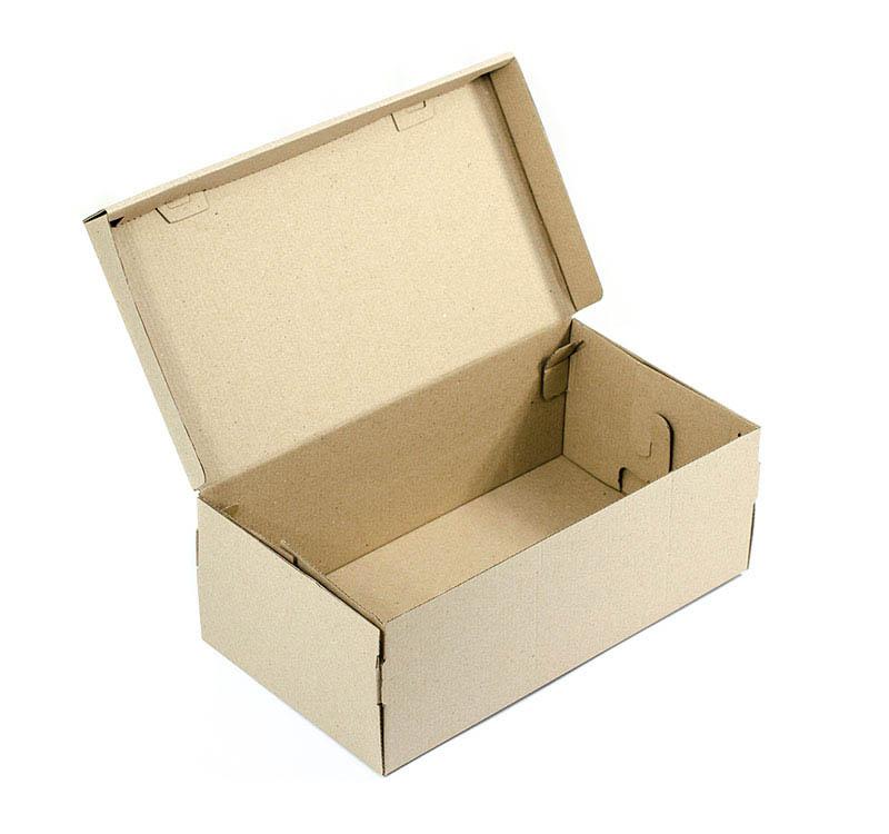 Фото товара Коробка для обуви (260х145х100 мм)