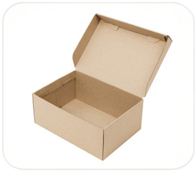Фото товара Коробка для обуви (340x220x125мм)