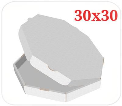 Фото товара Коробка для пиццы 30х30