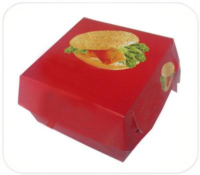 Фото товара Упаковка для гамбургеров и чизбургеров
