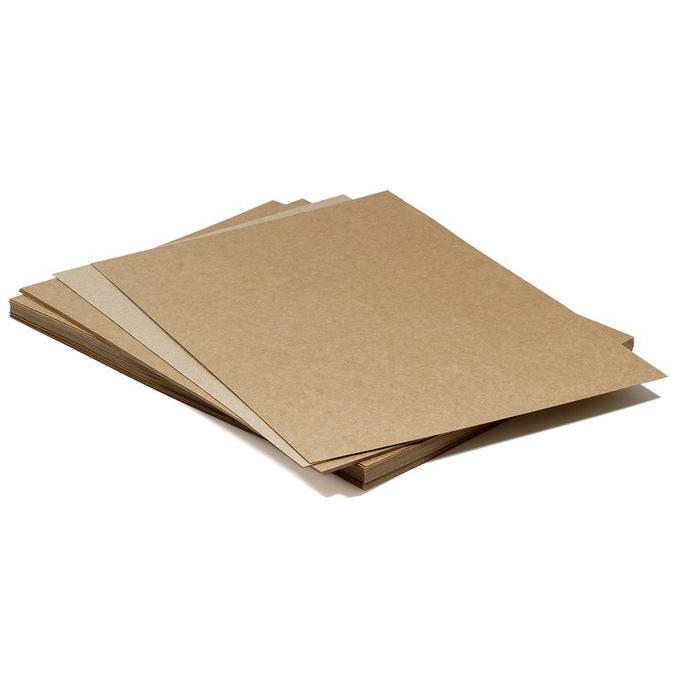 Фото товара Крафт картон 720x1000 мм порезка на формат (170 г/м2)