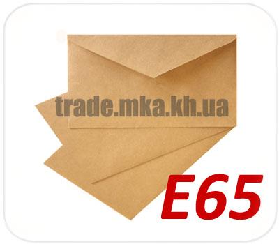 Фото товара Крафт конверт E65 70 г/м2