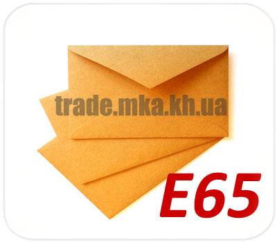 Фото товара Крафт конверт E65 90 г/м2