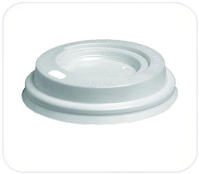 Фото товара Крышка для одноразового стакана 213 мл d-70,6 мм (000VR2)