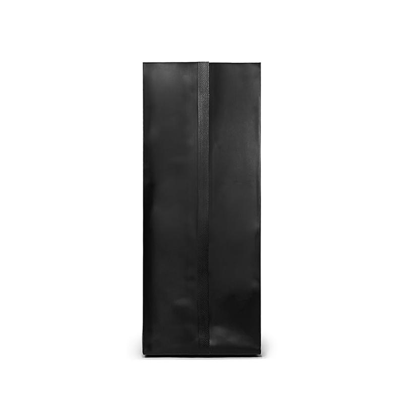Фото товара Пакет + центральный шов, черный, 250х80х30 (250 г)