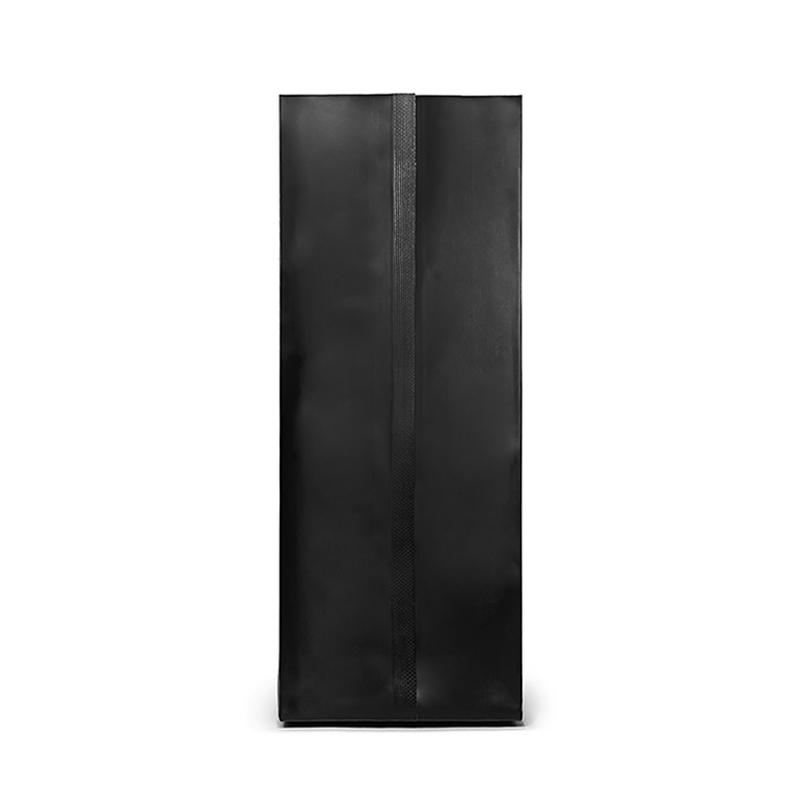 Фото товара Пакет + центральный шов, черный, 320х90х30 (500 г)