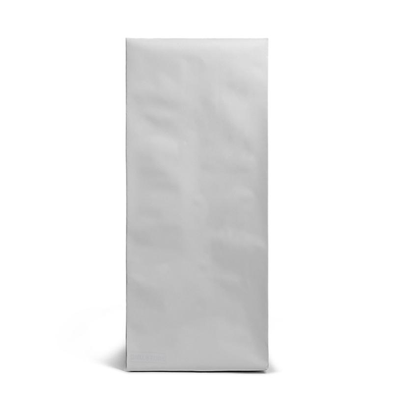 Фото товара Пакет + центральный шов, белый, 360х135х35 (1кг)