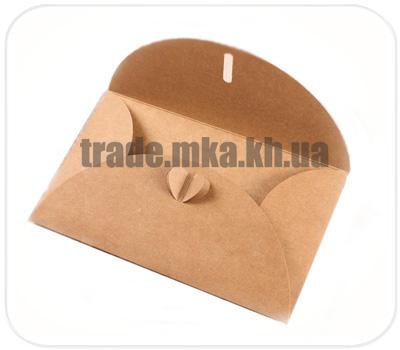 Фото товара Подарочный конверт 175х110 мм