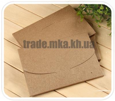 Фото товара Подарочный конверт 165х105 мм