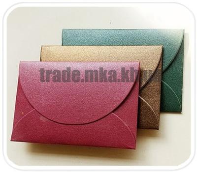 Фото товара Подарочный конверт 60х90 мм