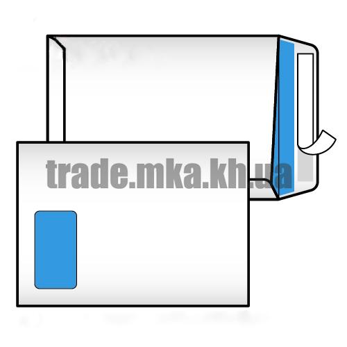 Фото товара Конверт-пакет С4 (0+1) СКЛ с окном