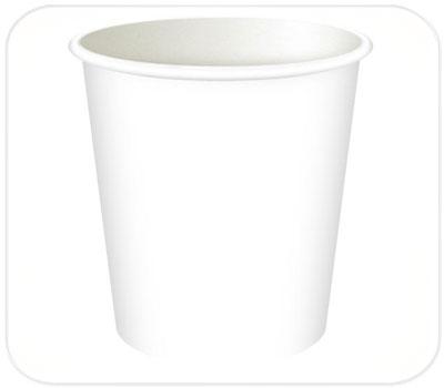 Фото товара Одноразовый бумажный стакан 110 мл (000H0)