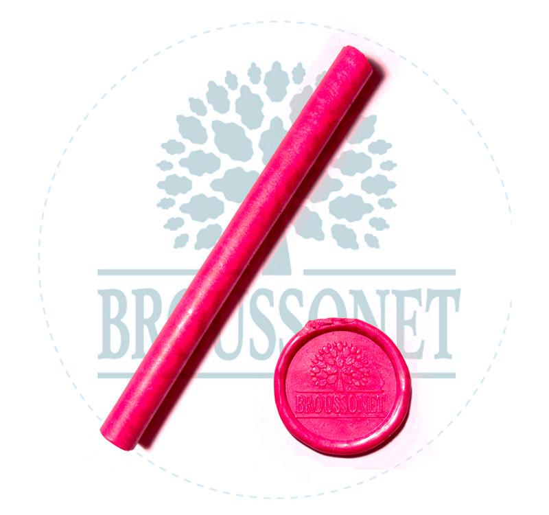Фото товара Сургуч в стержнях. Цвет розовая фуксия