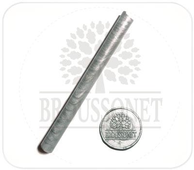 Фото товара Сургуч в стержнях. Цвет серебро.