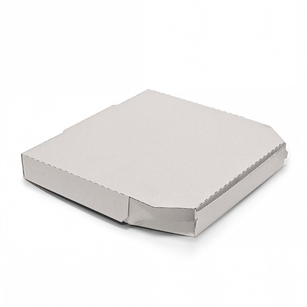 Фото товара Коробка для пиццы 25x25 см белая Easy2Use